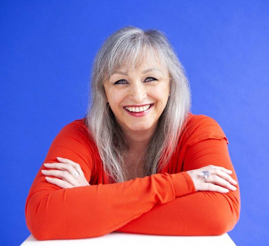 Jacqueline Norton Profile Pic Blue Orange